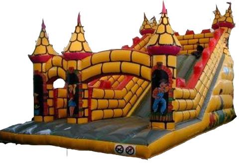 A vendre structures gonflables toboggan toboggan multitours - Structure gonflable a vendre ...