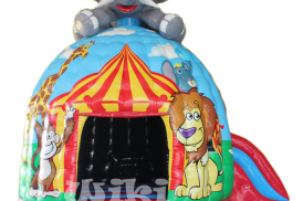 Disco Medium Elephant with slide