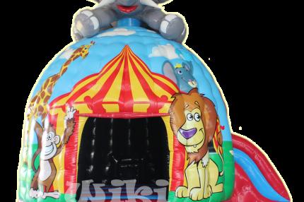 Disco Medium Elephant with slide